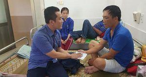 Vụ 'Chủ đầu tư hành xử giang hồ': Đình chỉ phó giám đốc đánh người