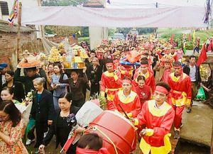Quản lý và tổ chức lễ hội ở Đông Triều: Đảm bảo văn minh, văn hóa truyền thống