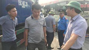 Tổ chức giao thông trên đại lộ Thăng Long bộc lộ nhiều bất cập