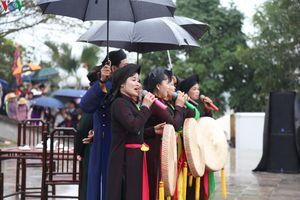 10 năm được UNESCO vinh danh: Quan họ khoác tấm áo mới