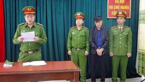 Một Phó giám đốc Ban quản lý rừng đặc dụng ở Hà Giang bị bắt giam
