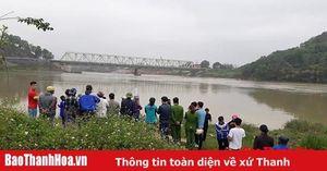 Tìm thấy thi thể nam sinh Nguyễn Lê Đức Duy mất tích tại khu vực cầu Hàm Rồng
