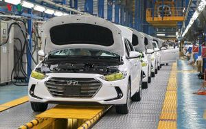 Chính phủ sẽ tạo chính sách mới để phát triển công nghiệp ô tô