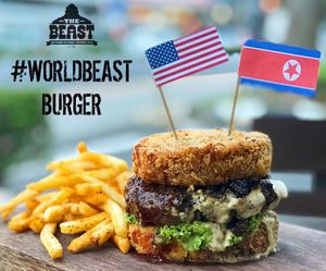 Các chiêu 'ăn theo' Hội nghị Trump - Kim tại Singapore
