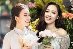 6 cô gái Việt từng vinh dự tặng hoa nguyên thủ, đối thoại với tỷ phú