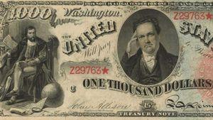 Tiền giấy cực hiếm bán với giá 8 triệu USD
