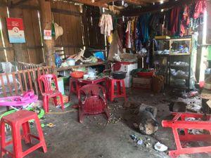 Đắk Lắk: Nghi nổ bình gas, 4 người trong gia đình trọng thương
