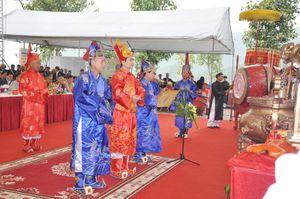 Khai hội Thái Miếu nhà Trần tại Đông Triều