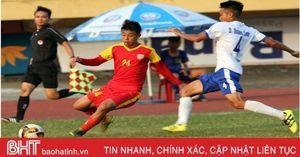 Cơ hội nào cho U19 Hồng Lĩnh Hà Tĩnh tại vòng loại giải U19 Quốc gia?