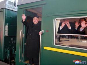 Ông Kim Jong-un muốn kế thừa truyền thống 'ngoại giao tàu lửa'