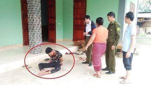 Nghệ An: Khởi tố người chồng giết chết vợ rồi dùng kiếm tự sát