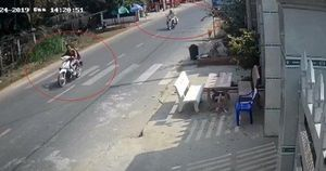 Công an huyện Củ Chi phủ nhận thông tin CSGT truy đuổi khiến 2 cô gái tử vong trên đường