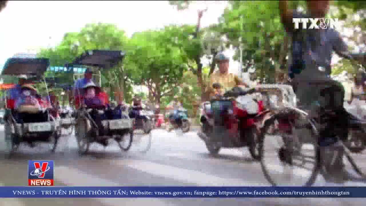 Hà Nội trong mắt phóng viên nước ngoài