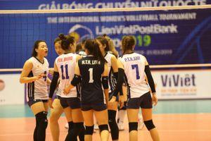 Thông tin LienVietPostBank, Phúc Kiến Quốc và 4.25 Triều Tiên vào bán kết Giải Bóng chuyền nữ Quốc tế Cup LienVietPostBank 2019