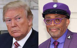 Đạo diễn da màu khiến ông Trump tức giận vì bài phát biểu tại Oscar