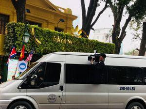 Toàn cảnh đón Chủ tịch Triều Tiên Kim Jong-un tại Việt Nam