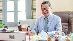GS.TS. Phạm Quang Minh: 'Trân trọng quá khứ, nắm giữ tương lai'