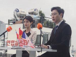 Đài quốc tế phải trả bao nhiêu để có trường quay trên cao ở Hà Nội?
