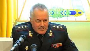 Cựu lãnh đạo quốc phòng Ukraine đã bị bắt