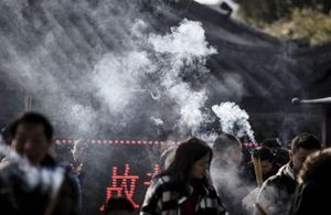 Cơn lốc cuộc đua xây chùa, dựng tượng và đế chế kinh doanh tâm linh ở Trung Quốc