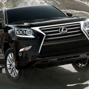 Cận cảnh Lexus GX460 2019 vừa về Việt Nam giá hơn 6 tỷ
