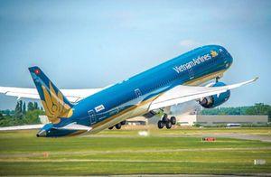 Vietnam Airlines dự chi 300 triệu USD phát triển ứng dụng công nghệ trong lĩnh vực hàng không