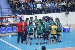 VTV Bình Điền Long An đoạt vé cuối vào bán kết Giải Bóng chuyền nữ Quốc tế Cup LienVietPostBank 2019