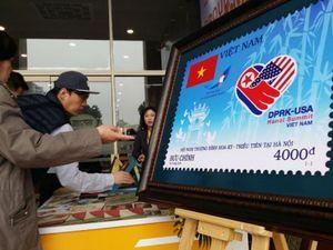Tem đặc biệt chào mừng Hội nghị thượng đỉnh Mỹ-Triều