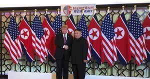 Lý do nào khiến hai nhà lãnh đạo Trump- Kim không thể nói chuyện bên hồ bơi khách sạn Metropole?