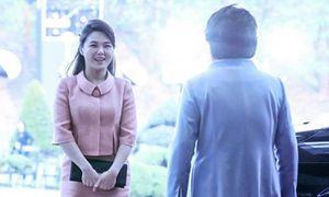 Ngắm túi xách hàng hiệu của phu nhân ông Kim Jong-un