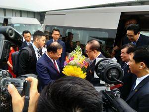 Đoàn đại biểu cấp cao Triều Tiên thăm tỉnh Hải Dương