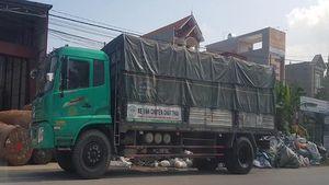 Nghi vấn Công ty môi trường An Sinh bán chất thải nguy hại chưa qua xử lý