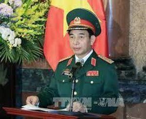 Đoàn đại biểu Quân sự cấp cao Quân đội nhân dân Việt Nam thăm chính thức Singapore