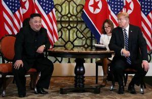 Ông Kim ví cuộc gặp với Tổng thống Trump như 'phim khoa học viễn tưởng'