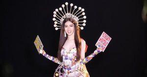 Đỗ Nhật Hà nói gì khi chính thức 'nhập cuộc' Hoa hậu Chuyển giới Quốc tế?