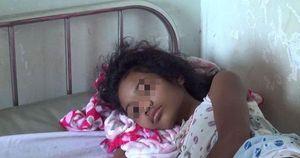 Gia cảnh đáng thương của bé gái tử vong sau khi ăn bưởi từ ban thờ nhà hàng xóm