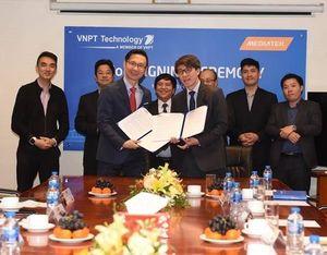 VNPT Technology 'bắt tay' MediaTek để sản xuất sản phẩm công nghệ mới