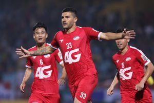 HAGL thua trên sân nhà, CLB Viettel thắng trận đầu tại V.League 2019