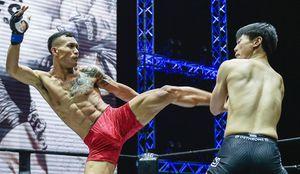 Võ sĩ MMA Việt Nam: 'Tôi hơi tiếc vì đối thủ Hàn Quốc thua sớm'