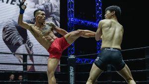 Võ sĩ MMA Việt bất ngờ hạ Knock-out đối thủ Hàn Quốc