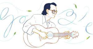 Trịnh Công Sơn xứng đáng trở thành biểu tượng Doodle của Google