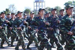 Toàn quân sôi nổi ra quân huấn luyện năm 2019