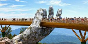 Việt Nam lọt top những cây cầu đáng sợ nhất thế giới