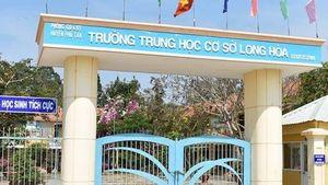 Vụ học sinh lớp 7 bị đánh: Đề nghị kỷ luật thầy giáo và hiệu trưởng