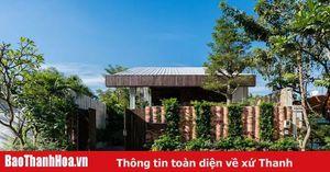 Ngôi nhà Sài Gòn xây thêm nhà đẹp như resort