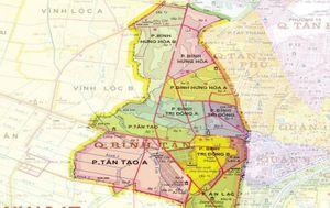 Khẩn trương 'cấp cứu' 8 đồ án quy hoạch ở quận Bình Tân