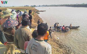 Tìm thấy thi thể 2 trẻ đuối nước thương tâm trên sông Đăk Bla