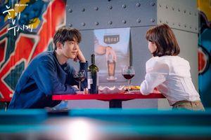 Han Ji Min - Nam Joo Hyuk hẹn hò lãng mạn, lấy đi nhiều nước mắt trong tập 6 'Dazzling'