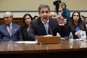 Luật sư thân tín Micheal Cohen đưa ra cáo buộc gây sốc có thể ảnh hưởng đến nhiệm kỳ của Tổng thống Trump