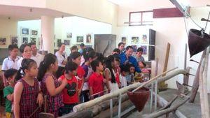 Giáo dục truyền thống lịch sử địa phương từ bảo tàng